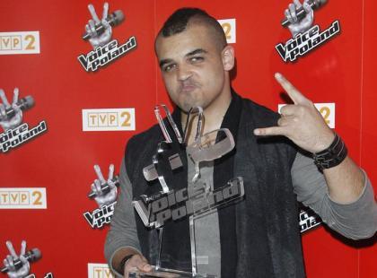 Damian Ukeje wygrał The Voice of Poland