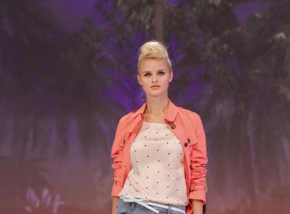 Damska kolekcja C&A - pokaz na wiosnę i lato 2012