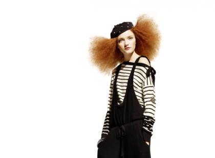 Damska kolekcja dzianin - Sonia Rykiel dla H&M 2010