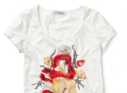 Damska kolekcja Geox wiosna-lato 2012