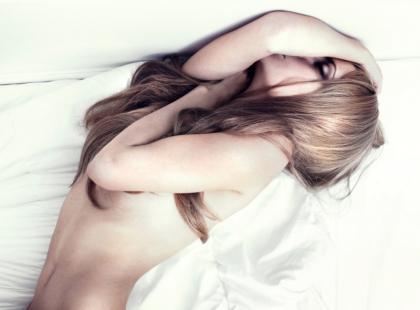 Damska masturbacja bez cenzury
