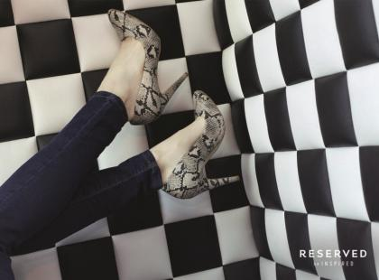 Damskie buty Reserved wiosna-lato 2014