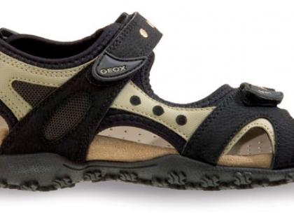 Damskie sandały Geox na wiosnę lato 2008