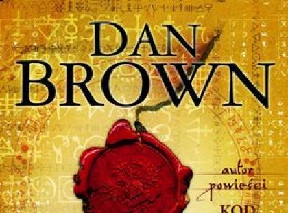 """Dan Brown powraca z """"Zaginionym symbolem"""""""