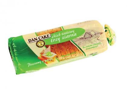 Dan Cake - Chleb Tostowy Trzy Ziarna