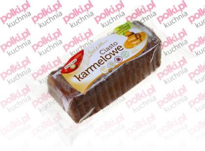 Dan Cake - Ciasto Karmelowe