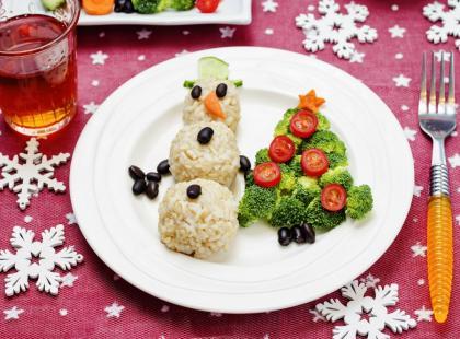 Dania dla dziecka na Boże Narodzenie – przepisy