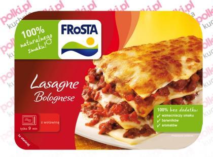 Dania kuchni włoskiej marki FRoSTA. Naturalnie!