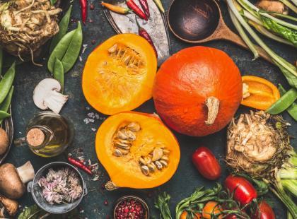 Dania z dyni - przepisy z bloga Bea w kuchni