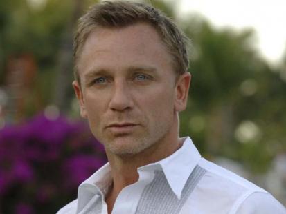 Daniel Craig - Bond to za mało