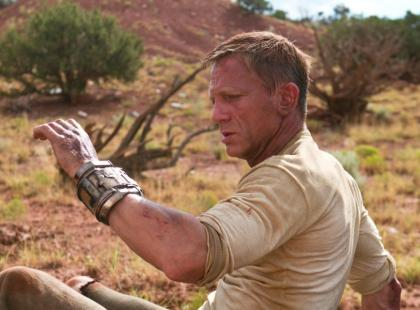 Daniel Craig, Harrison Ford i Olivia Wilde w jednym filmie