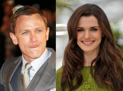 Daniel Craig i Rachel Weisz wzięli sekretny ślub!