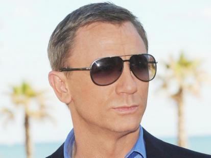 Daniel Craig ma dość sławy