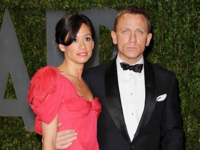 Daniel Craig usidlony