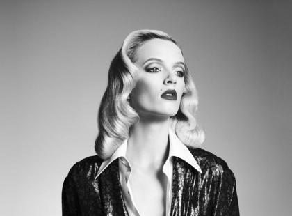Daria Strokous  - światowej sławy modelka!