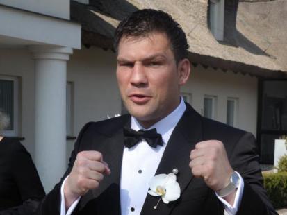 Dariusz Michalczewski ma syna