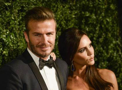 David Beckham zabrał głos w sprawie rozstania z Victorią