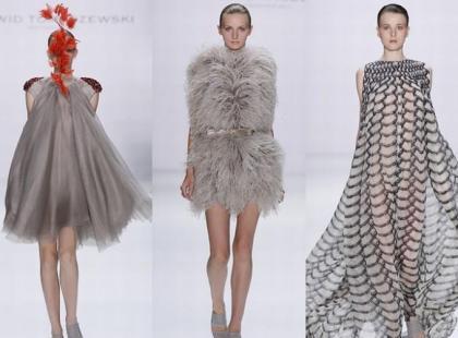 Dawid Tomaszewski - świeżość w świecie mody