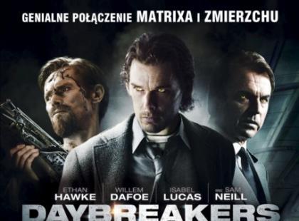 """Daybreakers. Świt"" (reż. Michael i Peter Spierig)"
