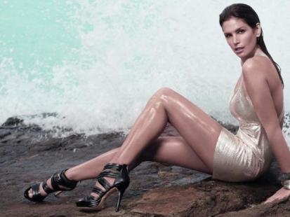Deichmann 5th Avenue - Cindy Crawford i nowa kampania
