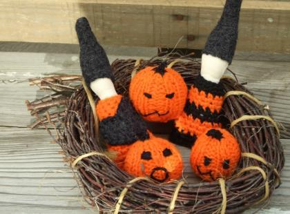 Dekoracje domu na Halloween - zrób to sama!