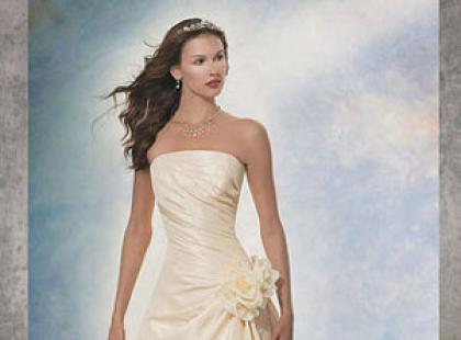 Demetrios 2006 - salon sukien ślubnych Susan Blanche