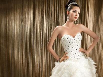 Demetrios - suknie ślubne 2011