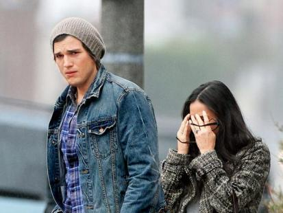 Demi Moore i Ashton Kutcher - Bez przebaczenia