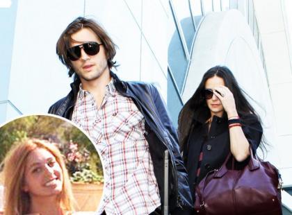 Demi Moore i Ashton Kutcher - Kolejna kochanka