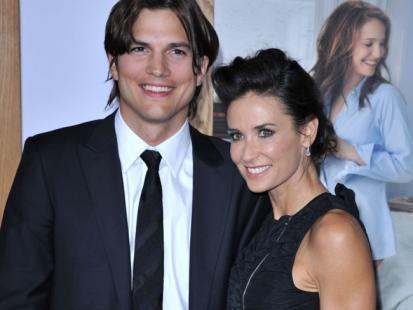 Demi Moore i Ashton Kutcher podzielili swoją fortunę