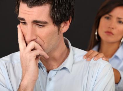 Depresja ojca może wpływać na dziecko jeszcze przed jego narodzinami