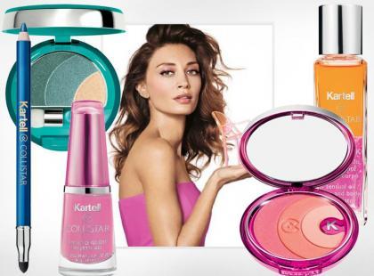 Designerska kolekcja kosmetyków Collistar & Kartell