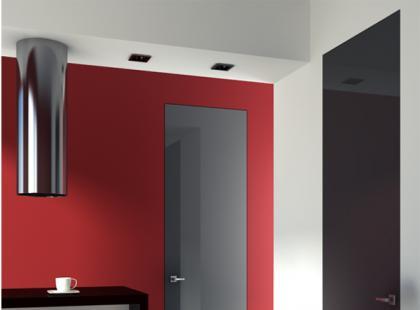 Designerskie drzwi z ukrytą ościeżnicą - PIU Design