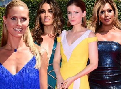 Designerskie stylizacje gwiazd na Creative Arts Emmy Awards 2014