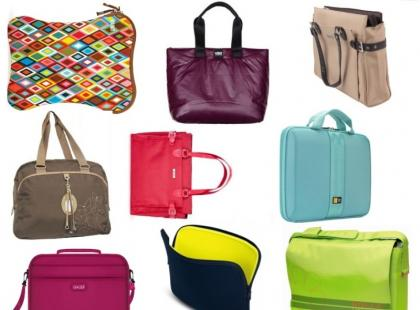 Designerskie torby na laptopy – galeria