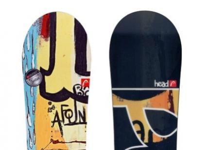 Deski snowboardowe dla kobiet na sezon 2011/2012