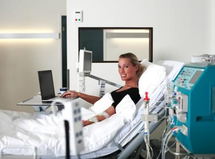 Dializa otrzewnowa – poradnik dla chorego