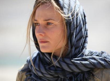 Diane Kruger w filmie Terytorium wroga