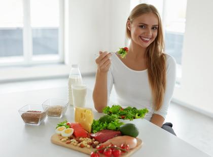 Dieta białkowa - gotowy jadłospis na 7 dni! Wypróbuj dietę białkową, pozna jej najważniejsze zasady.