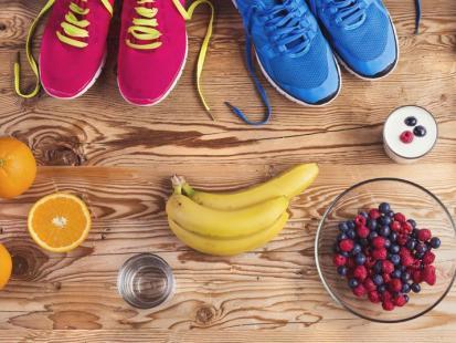 Dieta dla biegaczy: schudnij 5 kg w miesiąc!
