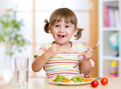 Dieta dla małego geniusza