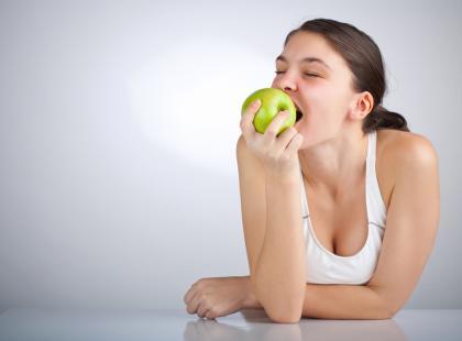 Dieta dla nastolatek