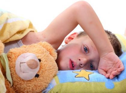 Dieta dla przeziębionego dziecka
