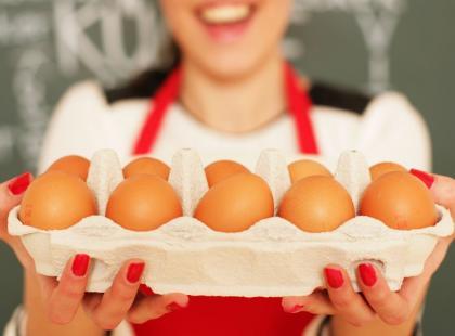 Dieta jajeczna: schudnij 6 kg w 2 tygodnie!