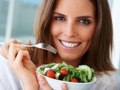 Dieta kobiety dojrzałej