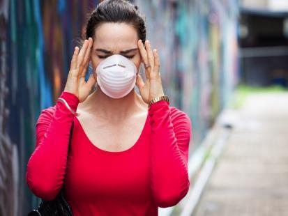 Dieta kontra smog. Co jeść w okresie silnego zanieczyszczenia powietrza?