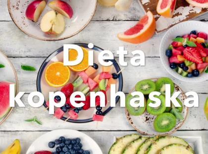 Dieta kopenhaska tylko dla odważnych? Zobacz jadłospis!