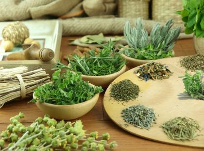 Dieta na przytycie – zioła pomocne w przybieraniu na wadze