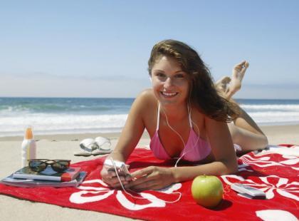 Dieta plaż południa - na lato