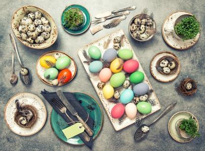 Dieta przeciwnowotworowa w czasie Wielkanocy – co jeść, a czego unikać?